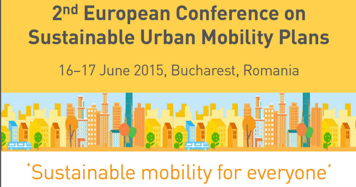 European Conference Sustainable Urban Mobility Plans