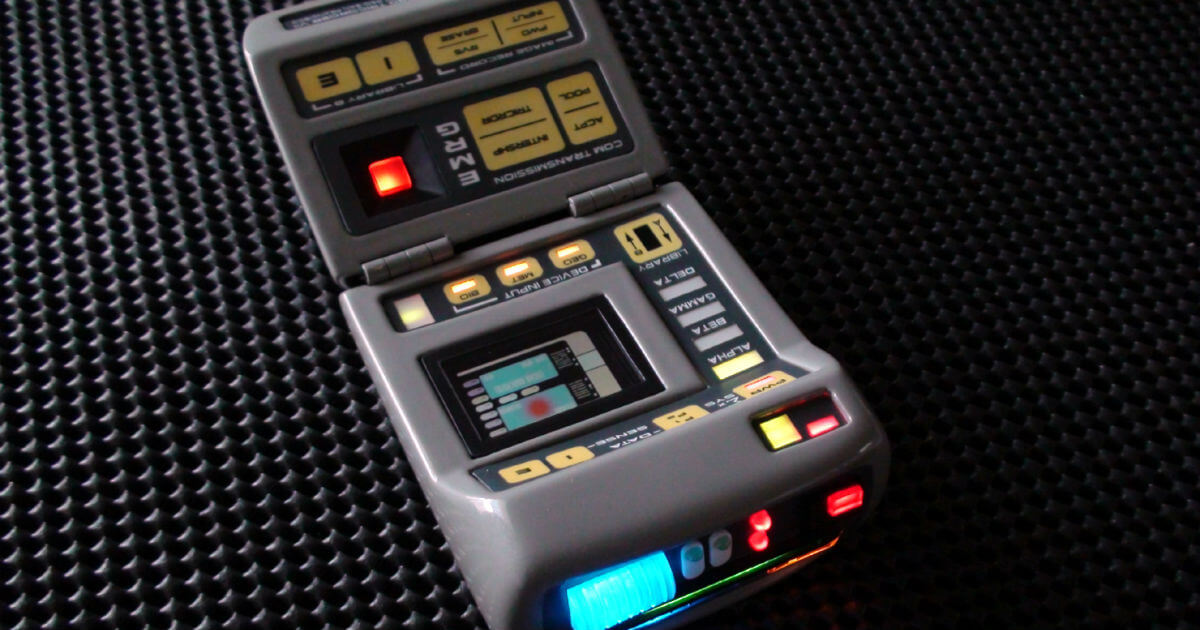 tricorder star trek
